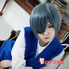 Black Butler Ciel Kuroshitsuji Phantomhive cosplay wig