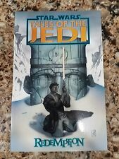 Star Wars Comic Tales of the Jedi REDEMPTION TPB Graphic Novel Dark Horse