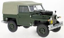 Land Rover Lightweight Series IIA, oliv, RHD 1968 Soft Top  1:18 BOS   >>NEW<<