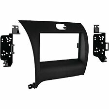 METRA 95-7356B Dash Kit for 2014 2015 Kia Forte Double Din Install Stereo Radio
