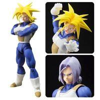 Dragon Ball Z Super Saiyan Trunks SH Figuarts Action Figure - New in stock