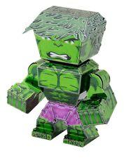 Fascinations Metal Earth Marvel Legends Hulk 3D Laser Cut Steel Puzzle Model Kit