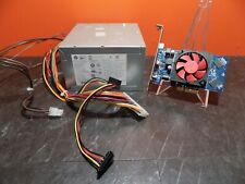 PC HP PCE018 180w Power Supply & Radeon R5 integrated Graphics Card