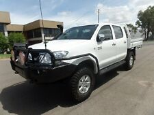 2008 Toyota Hilux KUN26R MY09 SR5 Manual 5sp M Utility
