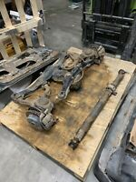 1984 SUPRA MK2 TOYOTA REAR SUBFRAME, INDEPENDENT SUSPENSION, DIFFERENTIAL, DISC