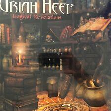 Logical Revelations by Uriah Heep (180g LTD Number  Vinyl 2LP), 2012, Store for