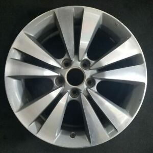 17'' HONDA ACCORD 2008-2012 OEM Factory Original Alloy Wheel Rim 63938
