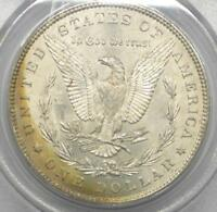 1885 O PCGS MS64 Morgan Silver Dollar, MS 64 Silver $1 with Green Label