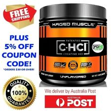 KAGED MUSCLE CREATINE HCL | MUSCLE BUILDING | CON-CRET | PRE-KAGED | KRE-ALKALYN