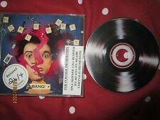 World Party BANG UK CD album Promo Stickered Release date 26/4 Chrysalis