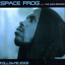 Space Frog (X-ray) follow me 2002 (feat. The Grim Reaper) [Maxi-CD]