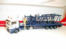 Herpa Auto-& Verkehrsmodelle mit Sattelzug-Fahrzeugtyp aus Kunststoff