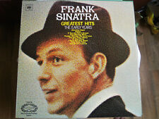 Frank Sinatra Greatest Hits the early years