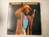 Beres Hammond – Beres Hammond - Vinyl LP 1986