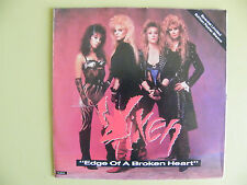 SP VIXEN SPECIAL LIMITED EDITION POSTER SLEEVE/Manhattan Records B 50141 USA