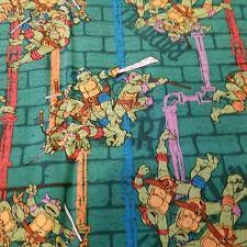 Embroidered Personalized STANDARD Pillowcase Ninja Turtles