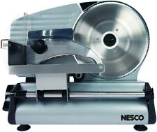 Nesco Electric Cheese Cutter Food Meat Slicer 7.5-inch Blade Bread Slicing Home