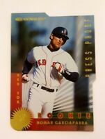 Nomar Garciaparra 1997 Donruss Gold Press Proof Rookie Diecut 1 of 500 Red Sox