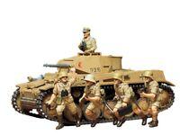 35009 Tamiya German Panzerkampfwagen Ii 1/35th Plastic Kit Model Tank