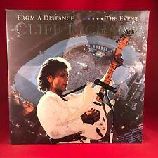 CLIFF RICHARD From A Distance The Event 1990  UK Vinyl LP EXCELLENT COND  Live C