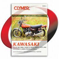 1977-1980 Kawasaki KZ1000 LTD Repair Manual Clymer M359-3 Service Shop Garage