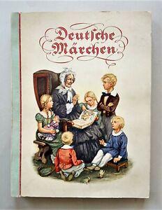 Collecting Picture Album German Fairytale Paul Hey, Reemstma 1939