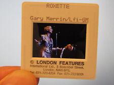 Original Press Promo Slide Negative - Roxette - 1990's