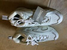 New (and Vintage) Spalding Leather women's Aerobic shoes SZ 10