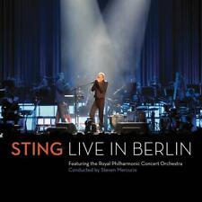 Sting : Live in Berlin (CD & DVD)