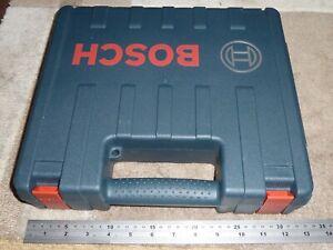 BOSCH 12V 10.8V COMBI DRILL CARRY CASE POWER TOOL BOX Hard Plastic Holder Compac