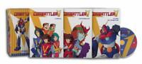Combattler V Série Complet Boîte Set 13 DVD Pas De Livrets