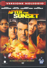 AFTER THE SUNSET - DVD (USATO EX RENTAL)
