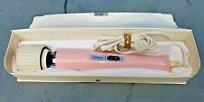 VINTAGE HITACHI-TWO SPEED MASSAGER HV-250 WITH CASE