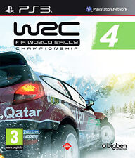 WRC 4: FIA World Rally Championship 4 ps3 * in Top Zustand *