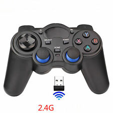 ShirLin 2.4GHz Wireless Game Controller Gamepad Joystick for Android TV Box