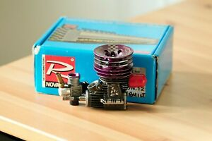 Novarossi KEEP-ON .12 3 Port .12 On Road Nitro Engine (Turbo Plug) 1/10