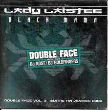 CD SINGLE PROMO 5 TITRES--LADY LAISTEE--BLACK MAMA / DOUBLE DACE VOL.2