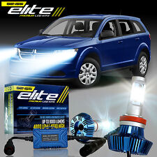 GENSSI Elite LED Headlight Bulb Conversion Kit For Dodge Journey 2009-2015