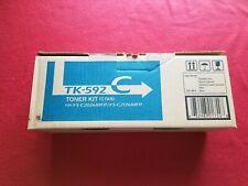 Kyocera TK-592 Toner Kit Cyan