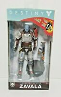 Destiny 2 Vanguard Mentor Zavala 7-Inch Action Figure by McFarlane Toys - BNIB