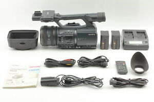 [MINT] Sony Handycam HDR-FX1000 HDV Mini DV Camcorder From JAPAN