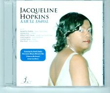 (HJ708) Jacqueline Hopkins, Topsy Turvy - 2009 CD