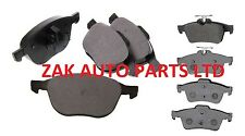 VOLVO C30 1.6 1.8 2.0 2.4 D3 D4 TURBO (2006-) FRONT AND REAR BRAKE DISC PADS SET