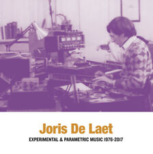 JORIS DE LAET Experimental & Parametric Music 1976-2017 2xLP *SEALED* pousseur