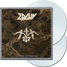 Edguy - Kingdom Of Madness [New Vinyl] Clear Vinyl, Gatefold LP Jacket, Ltd Ed