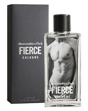 Abercrombie And Fitch Fierce Cologne 6.7 Eau De Cologne New In Box 100%Authentic