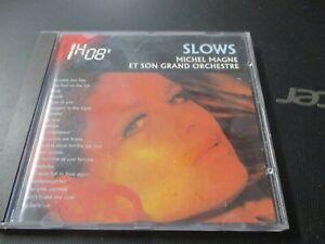 """CD """"MICHEL MAGNE et son grand orchestre : SLOWS"""""""