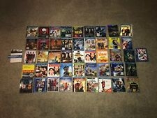 Huge Lot of 46 Blu-ray and 1 DVD Slip Slipcovers ONLY! NO CASES OR DISCS!