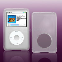 New Clear Crystal Hard Plastic Cover Case Skin For Apple iPod Classic 80GB x 1
