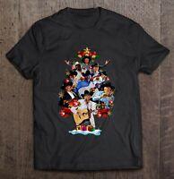 George Strait Christmas Tree Classic Black T Shirt. Best Christmas Gift.